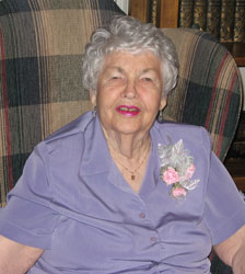 Betty Harlan